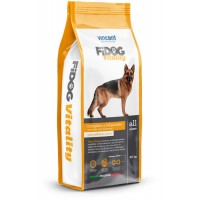 Vincent FiDOG Vitality 4 кг. (Говядина, Курица)