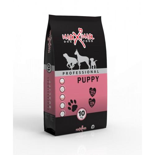 Maxima Puppy Dog Food  (10 кг)