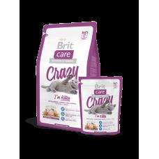 Brit Care Cat Crazy I'm Kitten 7 кг.
